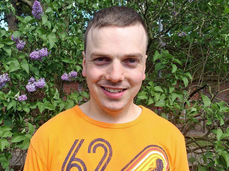 2019 nimmt auch Kandidat Christopher (30) aus Niedersachsen an Bauer sucht Frau teil.