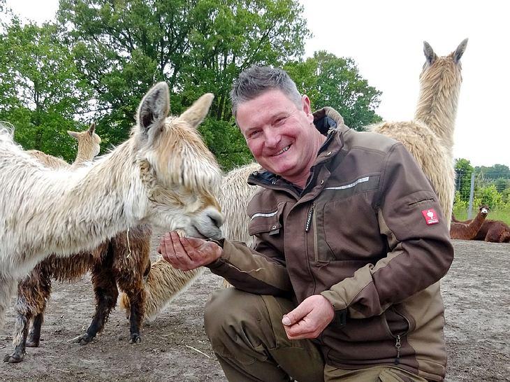 Wird Henry (49) aus Niedersachsen bei Bauer sucht Frau 2019 die Partnerin fürs Leben finden?