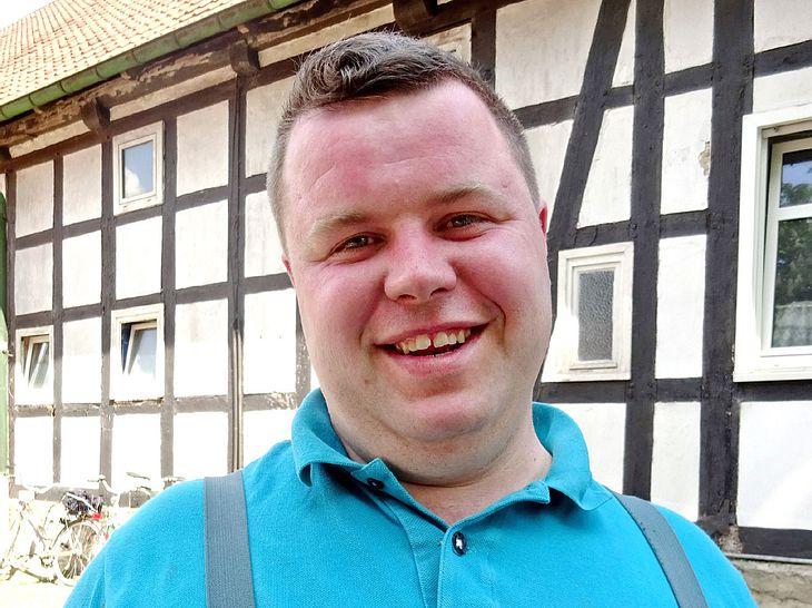 Wird sich Martin (28) aus Nordrhein-Westfalen bei Bauer sucht Frau 2019 verlieben?