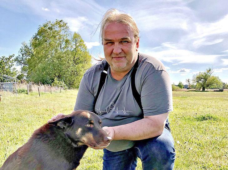 Bei Bauer sucht Frau begibt sich auch Kandidat Sven (54) aus Brandenburg auf Brautschau.