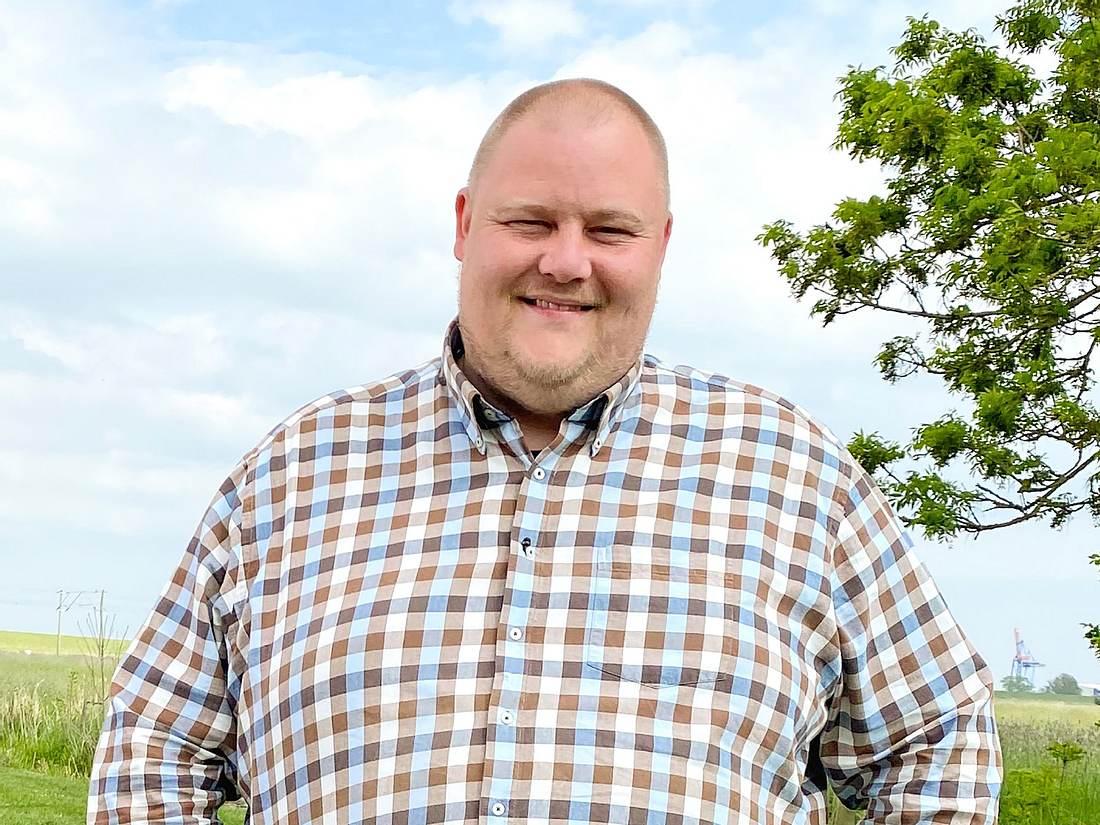 'Bauer sucht Frau' 2020: Kandidat Leif (32) aus Niedersachsen.