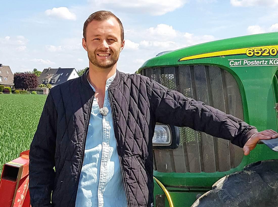 'Bauer sucht Frau' 2020: Kandidat Peter (34) aus Nordrhein-Westfalen.