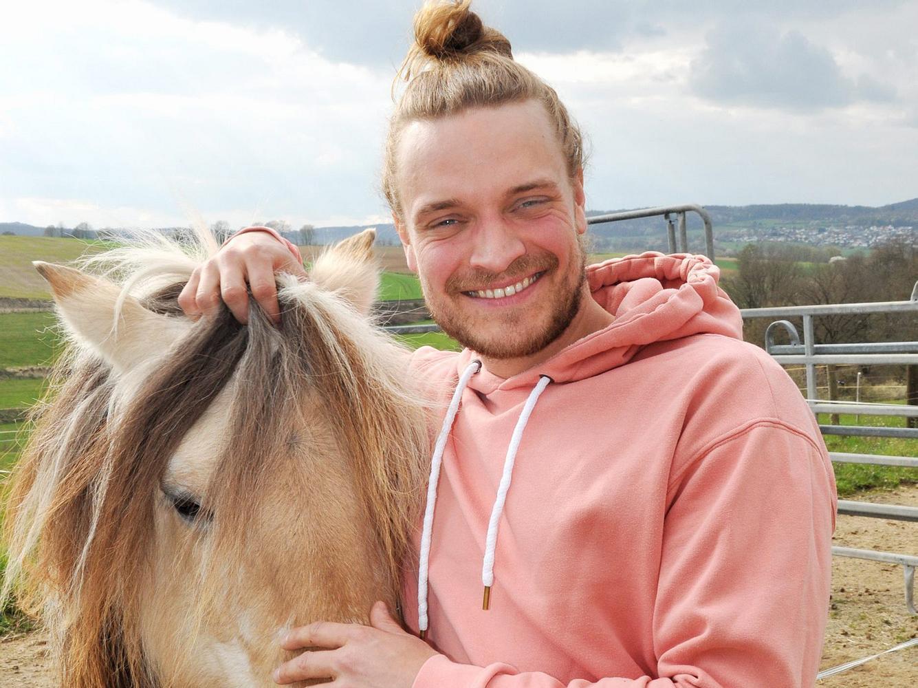 Bauer sucht Frau 2021: Kandidat Björn (32) aus Hessen
