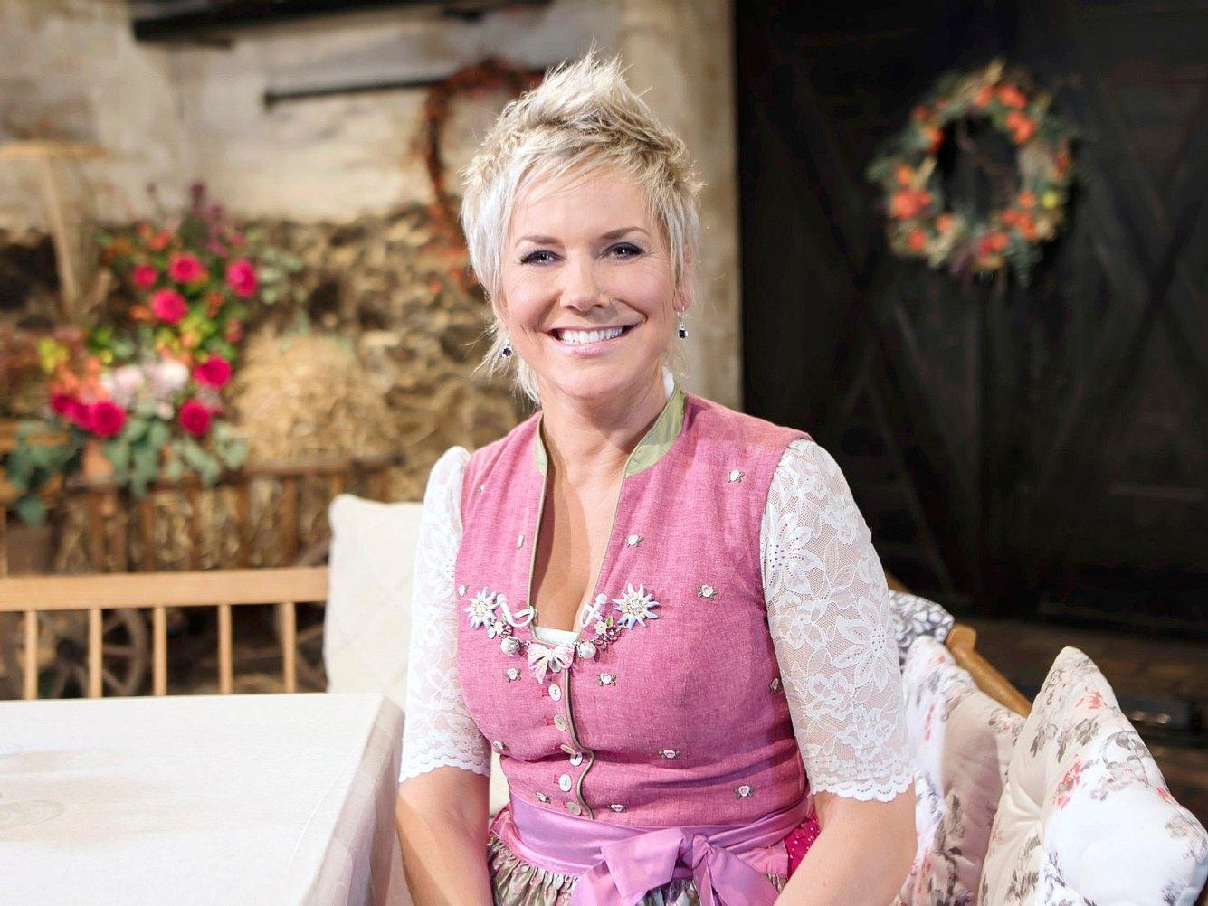 'Bauer sucht Frau'-Moderatorin Inka Bause.