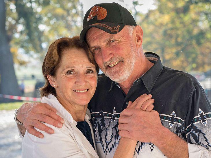 2018 verliebten sich Inge und Andreas bei Bauer sucht Frau.