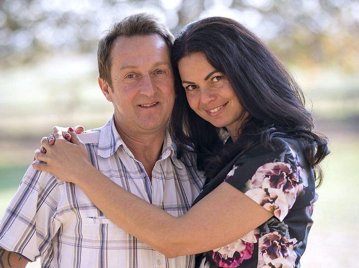2018 verliebten sich Bernhard und Lena bei Bauer sucht Frau.