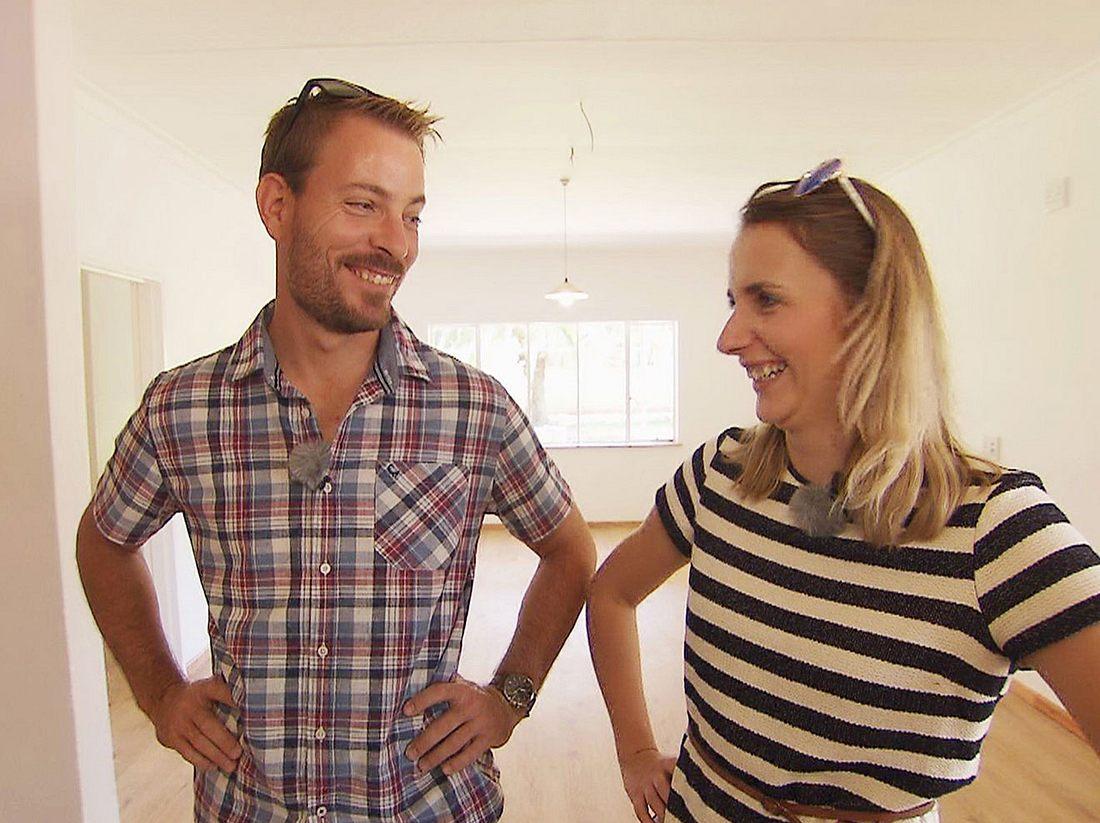 Bauer-sucht-Frau-Farmer Gerald und seine Zukünftige Anna.