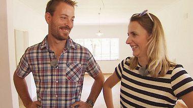 Bauer-sucht-Frau-Farmer Gerald und seine Zukünftige Anna. - Foto: MG RTL D