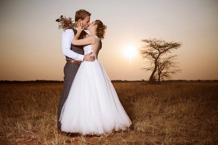 Bauer sucht Frau: Die Hochzeit von Anna und Gerald in Bildern