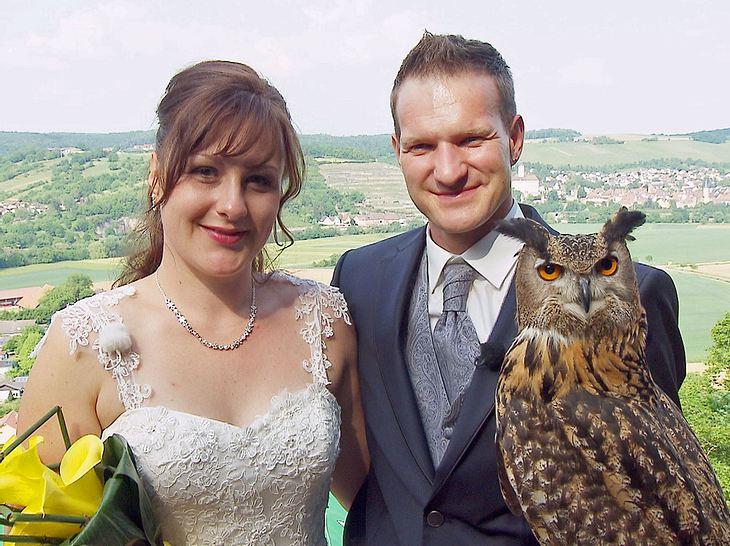 Vanessa und Jörg von Bauer sucht Frau heirateten 2018.