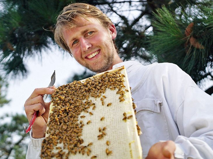 Auch Daniel aus Neuseeland will bei Bauer sucht Frau international die große Liebe finden.