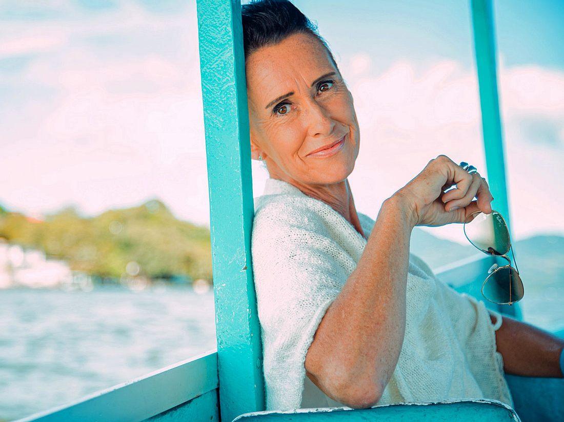 Katharina ist Teilnehmerin der zweiten Staffel von 'Bauer sucht Frau international'.