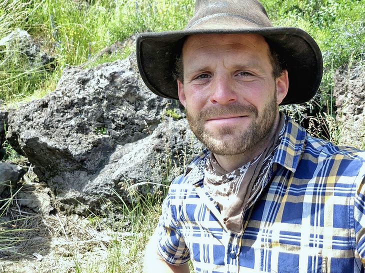 Marco aus Chile ist Kandidat von Bauer sucht Frau international.