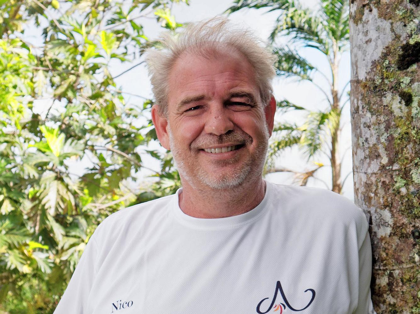 'Bauer sucht Frau International'-Teilnehmer Nico aus Costa Rica.