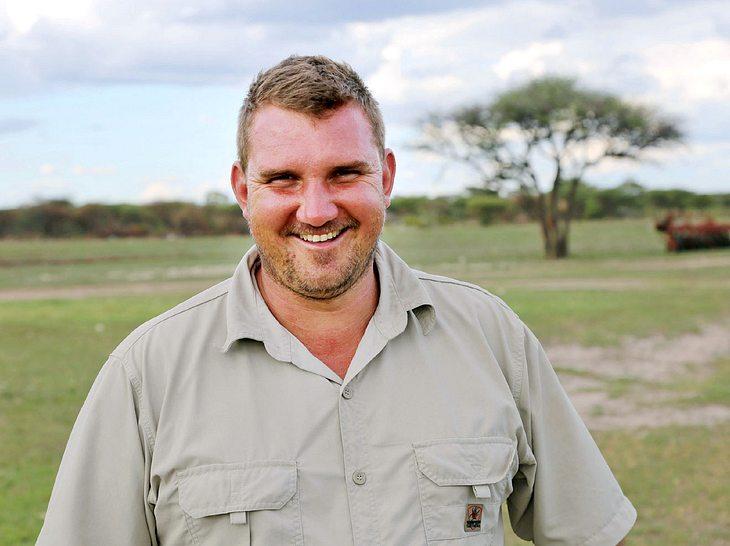 Stefan aus Namibia möchte sich bei Bauer sucht Frau international verlieben.