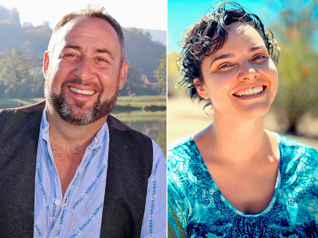 Emanuel und Vivien gehören zu den Kandidatinnen und Kandidaten, die in der zweiten Staffel von 'Bauer sucht Frau' international mitmachen.
