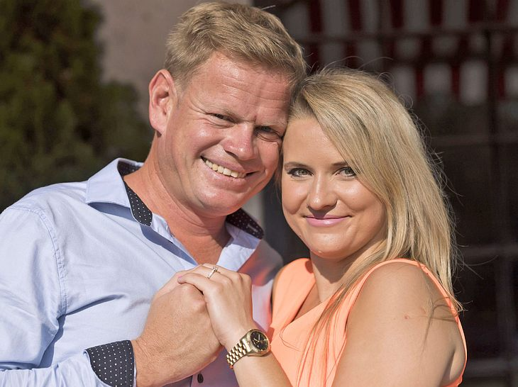 Das Bauer-sucht-Frau-Paar Jörn und Oliwia will heiraten.