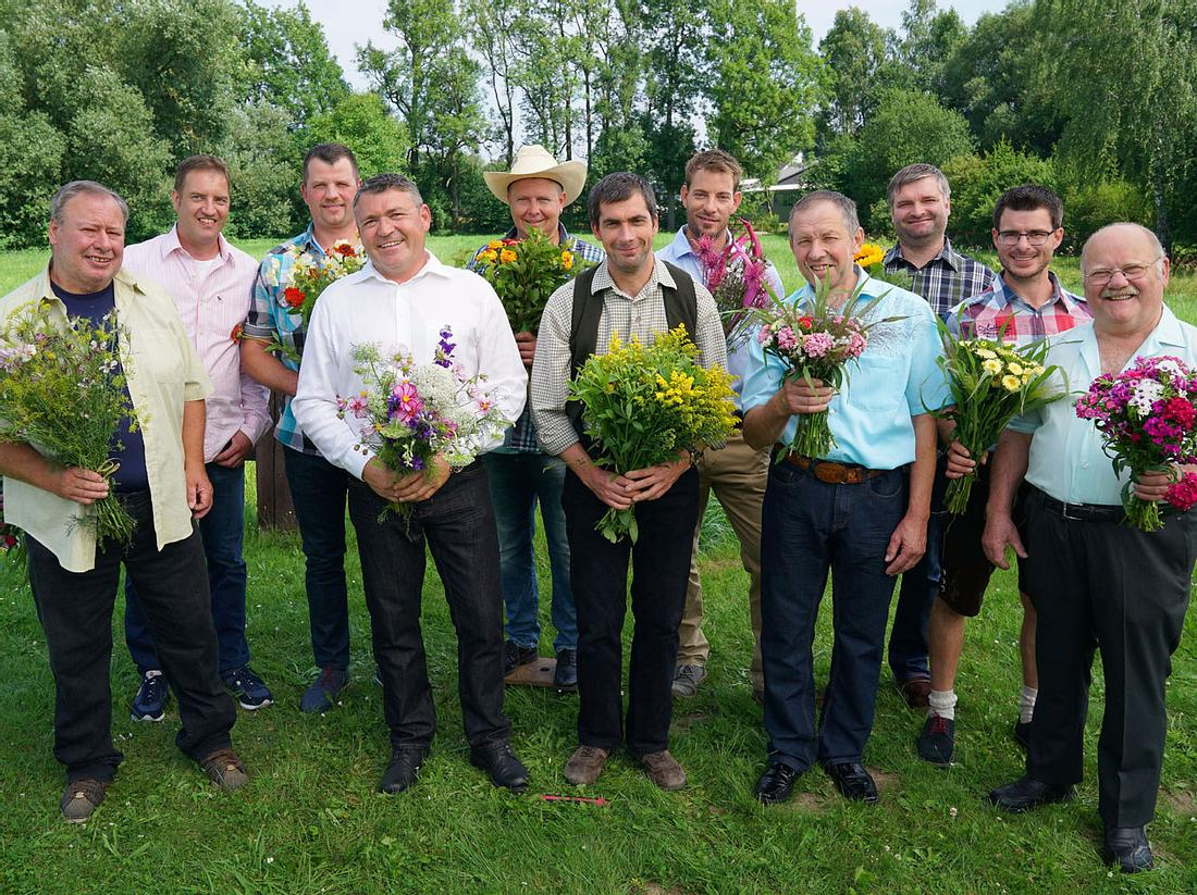 Diese Single-Landwirte wollen bei 'Bauer sucht Frau' ihr Liebesglück finden.