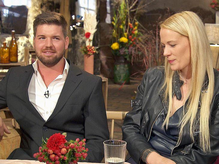 Michael und Carina lernten sich 2019 bei Bauer sucht Frau kennen.