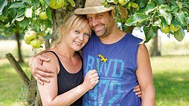 Bauer sucht Frau-Paar Stephan und Steffi werden heiraten.  - Foto: Alle Infos zu Bauer sucht Frau im Special bei RTL.de: https://www.rtl.de/cms/sendungen/bauer-sucht-frau.html Foto: MG RTL D / Stefan Gregorowius