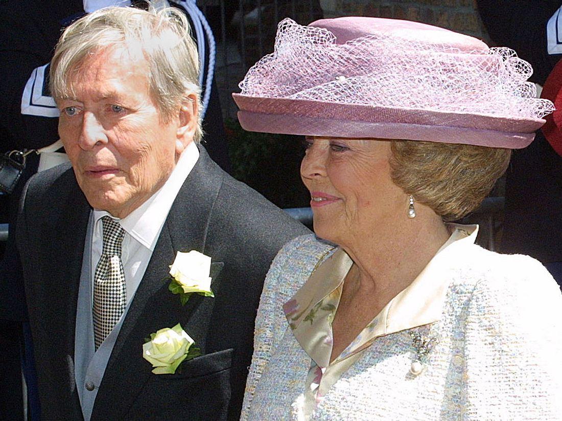 Beatrix der Niederlande: So wollte sie ihre große Liebe retten