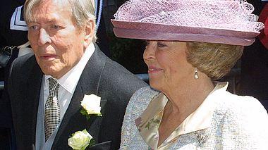 Beatrix der Niederlande: So wollte sie ihre große Liebe retten - Foto: Michel Porro/Getty Images