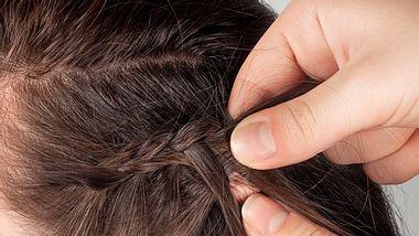 Flechtfrisuren für kurze Haare