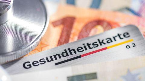 Krankenkassen werden teurer. - Foto: Lothar Drechsel / iStock