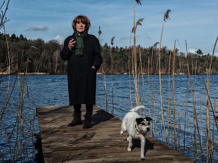 Bella Block: Auf den letzten Metern noch auf den Hund gekommen.