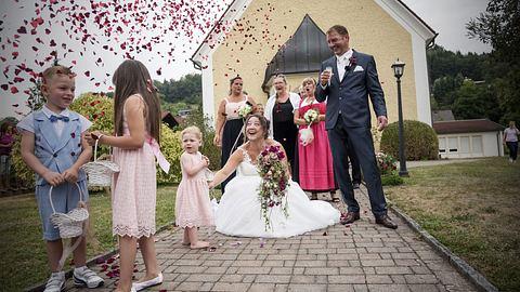 Die Hochzeiten von 2018 in Bildern