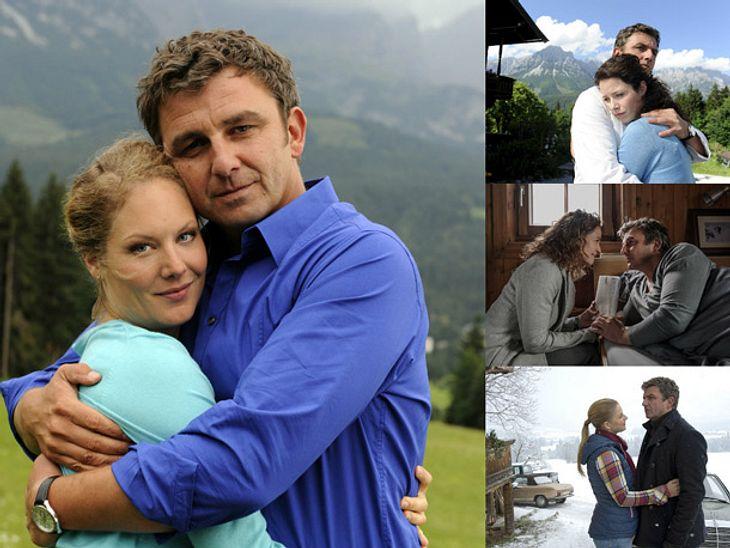 Der Bergdoktor Martin Gruber und seine Frauen.