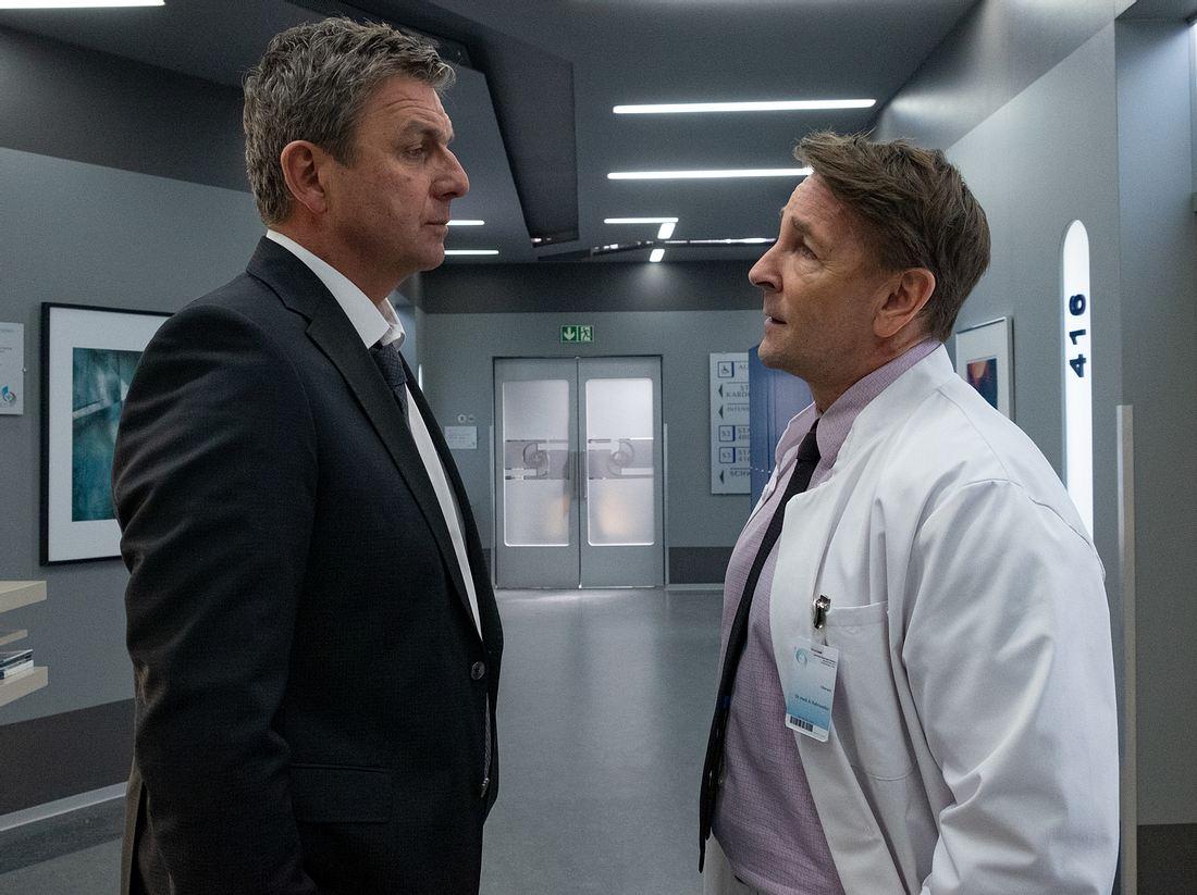 Dr. Martin Gruber und Dr. Alexander Kahnweiler