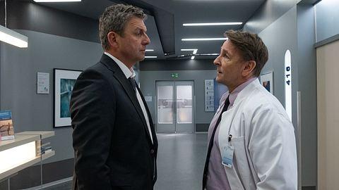 Dr. Martin Gruber und Dr. Alexander Kahnweiler - Foto:  ZDF/Erika Hauri