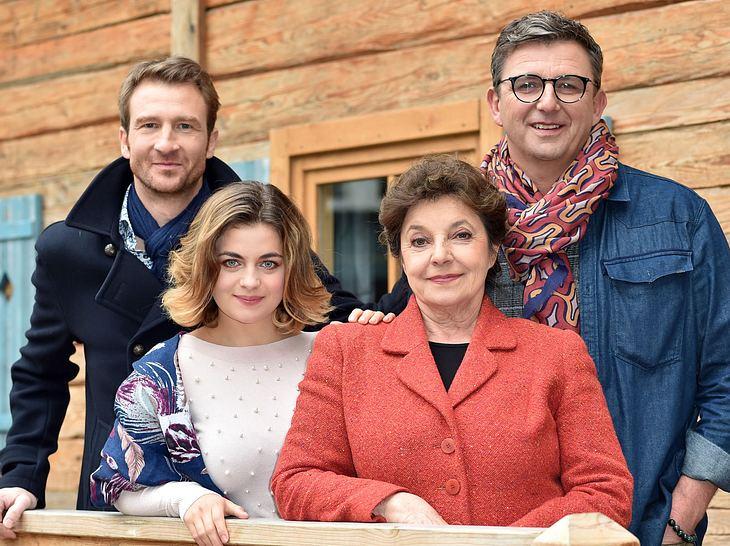 Die Bergdoktor-Stars vermissen ihren Kollegen Siegfried Rauch.