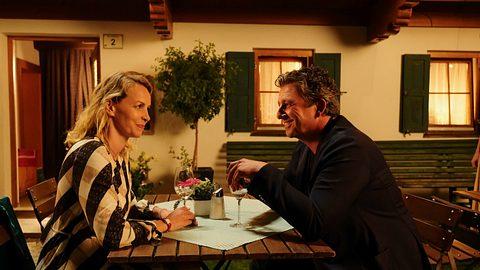 Franziska und Martin.  - Foto: ZDF/Bernd Schuller