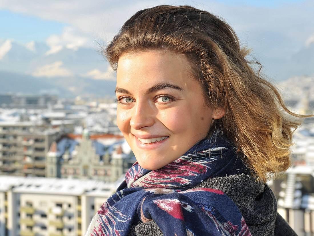 'Bergdoktor'-Star Ronja Forcher.