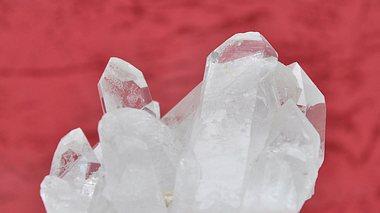 Die Wirkung des Bergkristalls