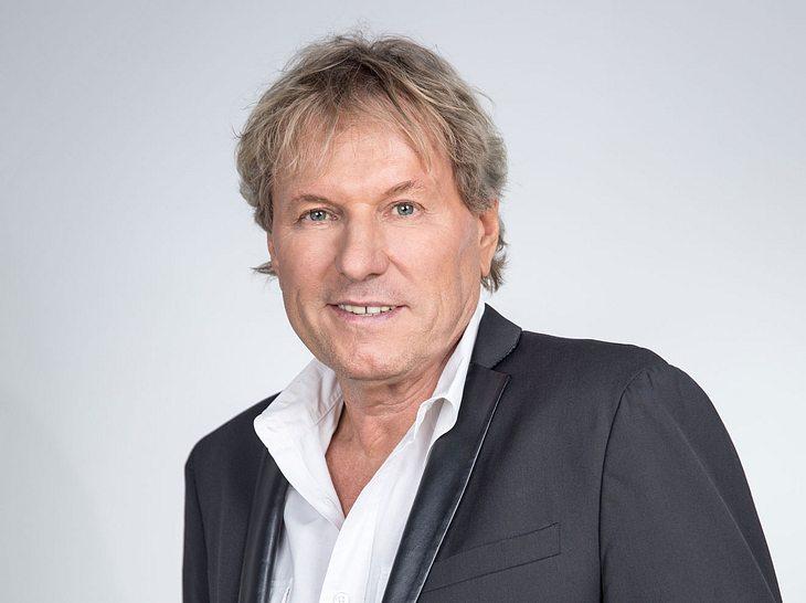 Sänger Bernhard Brink stand uns im Interview Rede und Antwort.