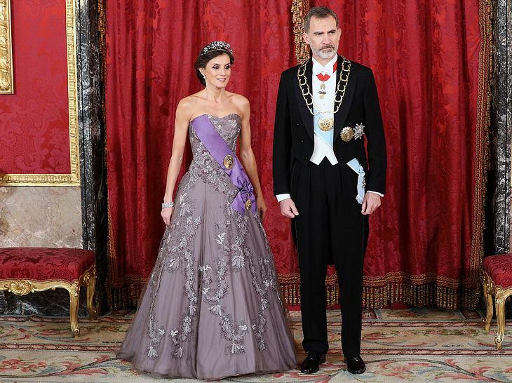 Letizia ist seit 2014 Königin von Spanien.