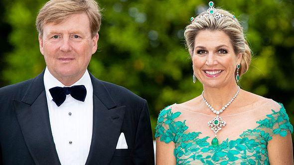 Máxima der Niederlande ist dreifache Mutter und Königin. - Foto: GettyImages/Patrick van Katwijk