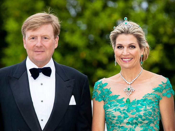 Máxima der Niederlande ist dreifache Mutter und Königin.