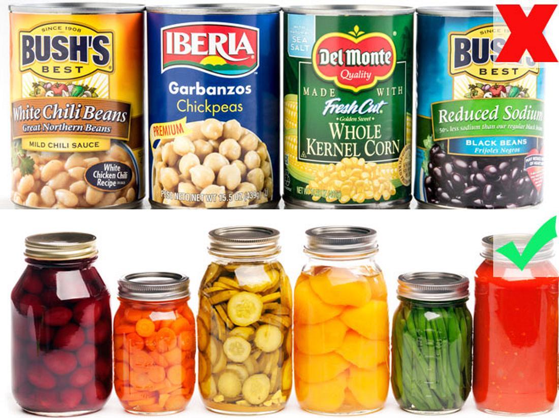 Bessere Lebensmittel kaufen: Die gesündere Entscheidung