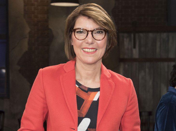 Bettina Böttinger moderiert die Talkshow 'Kölner Treff'.