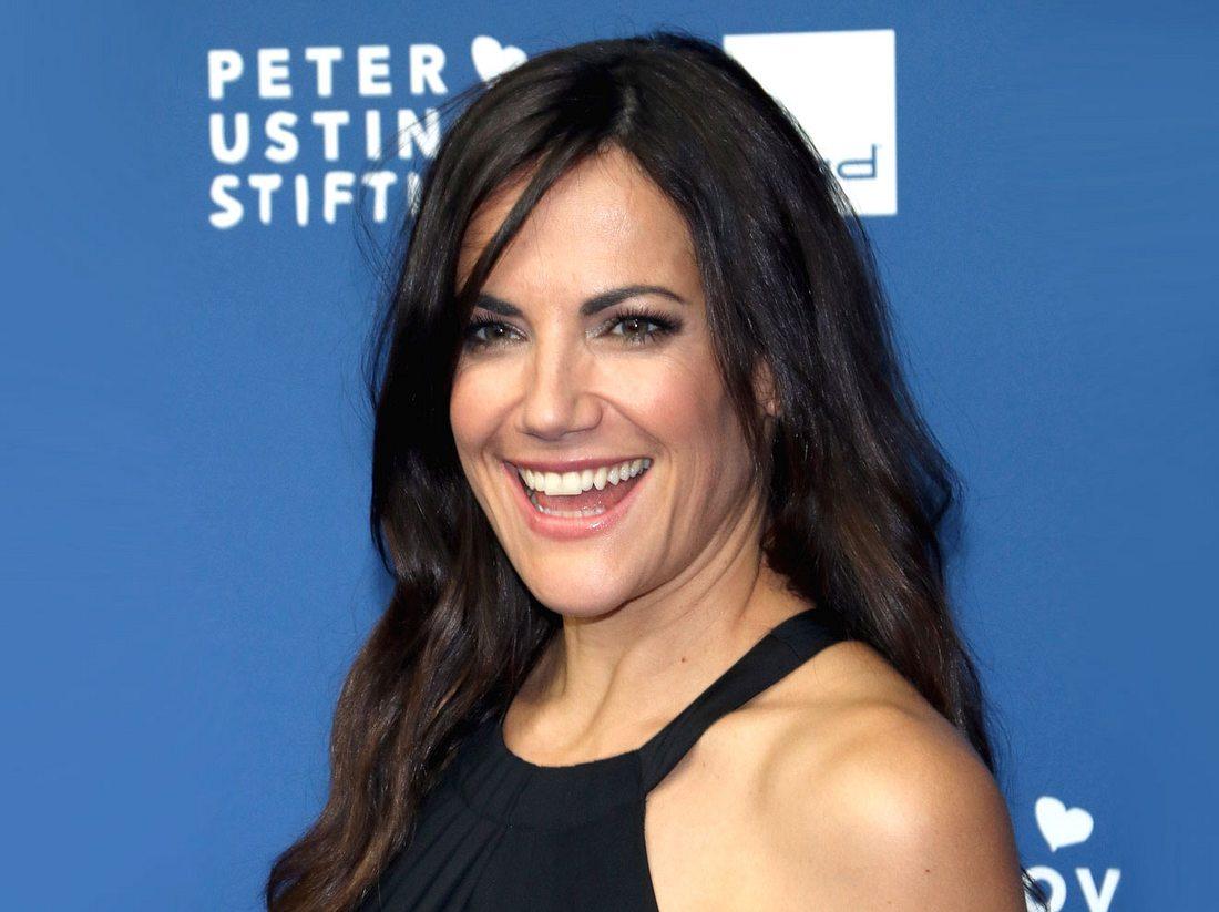 Schauspielerin Bettina Zimmermann spielt seit 2015 in der Serie Ein Fall für zwei.