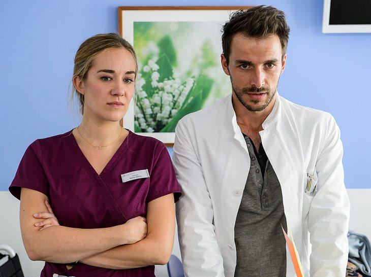 Bettys diagnose max alberti in neuen folgen als tv arzt for Bettys diagnose