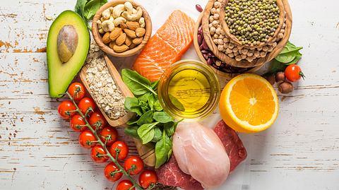Lebensmittel gegen Stress - Foto: a_namenko / iStock