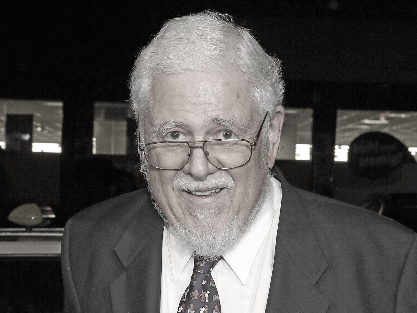 Bill Ramsey im Jahr 2015.