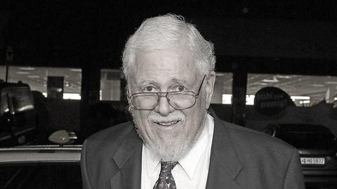 Bill Ramsey im Jahr 2015. - Foto: IMAGO / Eventpress