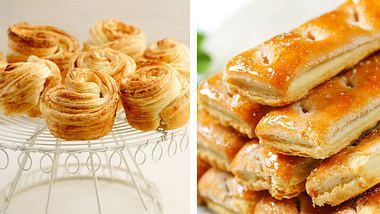 Schnell und Lecker: Blätterteig-Desserts