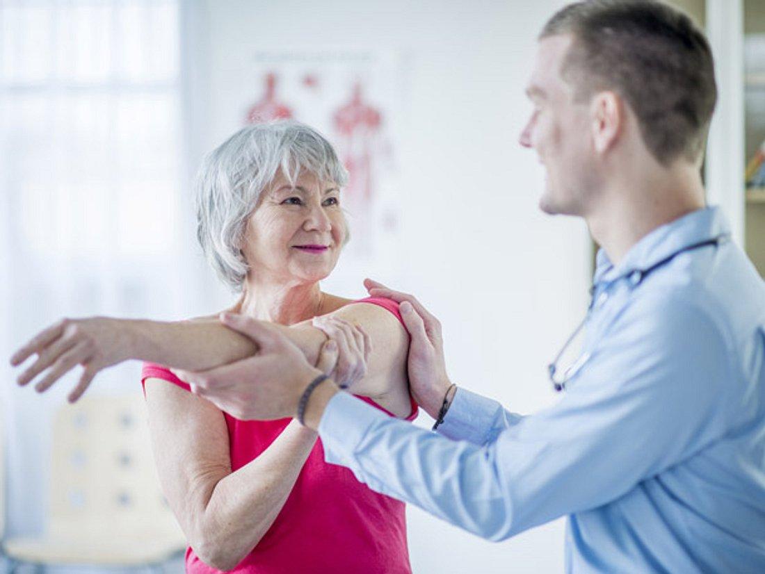 Blankoverordnung Physiotherapie